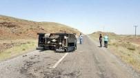 TRAFIK KAZASı - Bulanık'ta Askeri Araç Devrildi Açıklaması 4 Yaralı