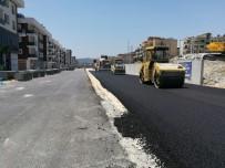 YENICEKENT - Büyükşehir Söke'de Üst Yapı Çalışmalarını Sürdürüyor