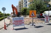 MİMAR SİNAN - Efeler Belediyesi Sıcak Asfalt Çalışması Başlattı
