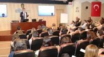 DARBOĞAZ - Egeli İhracatçılara 56 Konuda Eğitim Verildi