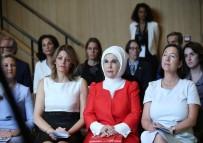 KRALIÇE ELIZABETH - Emine Erdoğan, NATO Zirvesi'ne Katılan Lider Eşleri İle Bir Araya Geldi