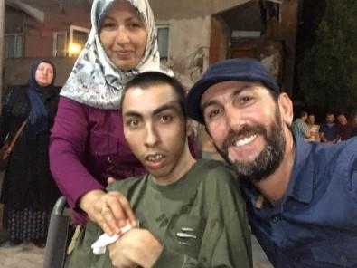 Engellilere İçin Seferber Olundu
