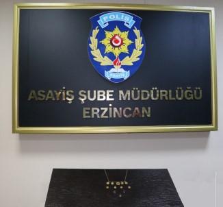 Erzincan'da 3 Kişi Hırsızlıktan Tutuklandı
