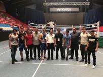 MURAT ÖZKAN - Erzurum Ringde Zaferden Zafere Koşuyor