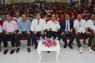 Futbolun Efsaneleri Erzincan'da Gençlerle Buluştu