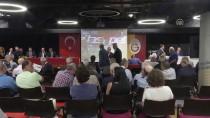 TÜRK TELEKOM - Galatasaray Kulübü Divan Kurulu Toplantısı Yapıldı