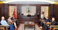 MOTORLU TAŞITLAR VERGİSİ - Gaziantep Vergi Dairesi Başkanı Halil Tekin'den GSO'ya Ziyaret