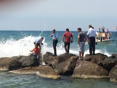 Giresun'da Denizde Kaybolan 3 Çocuktan 2'Si Öldü, Birinin Durumu İse Ağır