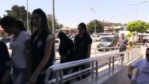 ARBEDE - Hırsızlık Zanlısı, Polis Müdürünün Takibi Sonucu Yakanlandı