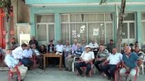 MEHMET ERSOY - İbradı'da Bakan Sevinci