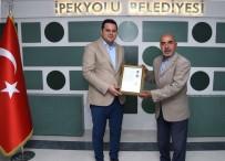 İPEKYOLU - İpekyolu Belediyesinden Ruhsat Dağıtımı