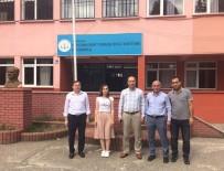GAZI MUSTAFA KEMAL - Kapıcı Ve Özdemir, Tercih Komisyonlarını Ziyaret Etti