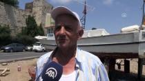 BALIK AVI - Karadenizli Balıkçıların Yeni Sezon Mesaisi Devam Ediyor