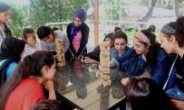 PAİNTBALL - Kırkağaç Gençlik Kampı Gençleri Ağırlamaya Başladı