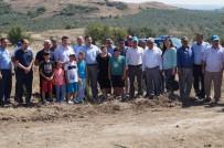 YAŞAR İSMAİL GEDÜZ - Kırkağaç'ta '15 Temmuz Şehitleri Hatıra Ormanı' Oluşturuldu