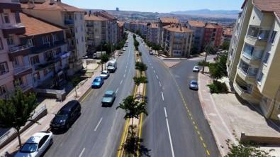 Kırşehir'de '27 Evler Yokuşu' Modern Görünüme Kavuştu