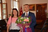 ÖĞRETMENEVI - Kosovalı Kadınlardan Kaymakam Sırmalı'ya Ziyaret