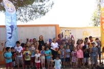 DAVUTLAR - Kuşadası Belediyesinden Çocuklar İçin Yaz Etkinlikleri