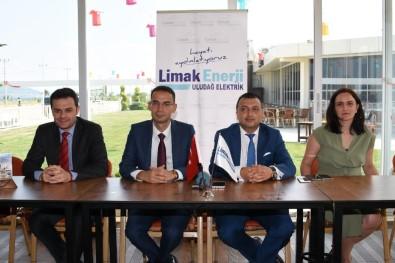 Limak Enerji Uludağ Elektrik Genel Müdürü Aytac Açıklaması '5 Milyon Nüfusa Hizmet Veriyoruz'