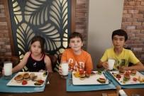 ŞEKER HASTASı - Maide Restoran'dan ''Sağlıklı Çocuk Menüsü''