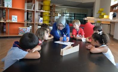 'Maker Çocuk' Yaz Programı Başladı