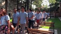 PORSUK ÇAYı - Mehmetçik Vakfının 'Kültür Gezisi'