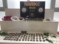 Muş'ta Uyuşturucu Operasyonu