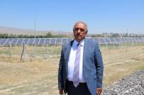 ENERJİ SANTRALİ - Niğde Belediyesi Güneşten Gelir Elde Ediyor