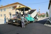 KAZıM KURT - Odunpazarı Belediyesi Erenköy Mahallesi'ndeki 40 Sokakta Yol Yapım Ve Onarım Çalışması Başlattı