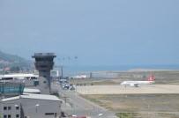 Ordu-Giresun Havalimanı Aylık 100 Bin Yolcu Kapasitesini Zorluyor