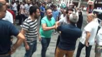 GÜVEN TİMLERİ - (ÖZEL İstiklal Caddesi'nde Turistlerin Tekme Tokat Kavgası Kamerada