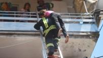 KıYAMET - (Özel) İtfaiye Erinin Sırtında Alevlerin Arasında Kurtarılan Aile Konuştu