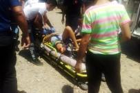 GENÇ KIZ - Park Halindeki Araç Genç Kızın Hayatını Kurtardı