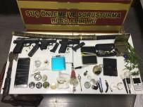 Polisten Uyuşturucu Tacirlerine Baskın Açıklaması 4 Gözaltı