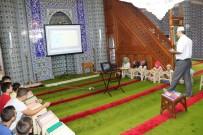 CAMİİ - Projeksiyon Cihazı Çocuklara Camiyi Sevdirdi