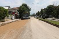 Sanayi Caddesi Yeni Yüzüne Kavuşuyor