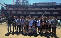 Sanko Ortaokulu Öğrencileri 'İngiltere Yaz Kampı'Ndan Döndü