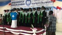 SEBZE ÜRETİMİ - Somali Tarım Okulu İlk Mühendislerini Mezun Etti