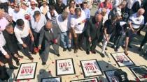 KATLIAM - Soykırım Kurbanları İzmir'de Anıldı