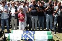 CENAZE NAMAZI - Srebrenitsa Soykırımı 23. Yılında Anıldı