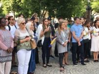 SOYKıRıM - Srebrenitsa Soykırımının Kurbanları Stockholm'de Anıldı