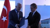 BREZILYA - TAİ Genel Müdürü Kotil'e Brezilya Devlet Nişanı