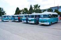 MESLEK LİSESİ - Torbalı'daki Üçüncü Dolmuş Güzergahı Ulaşımı Rahatlatacak