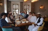 YÜKSEK LISANS - Trabzonlu Sudan Büyükelçisi, Sudanlı Öğrenciler İle Buluştu