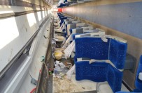 Trenin İçinden Görüntüler Yürek Yaktı