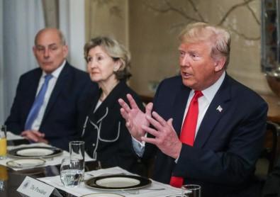 Trump 'Almanya Ruslar tarafından yönetiliyor'