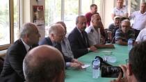 MEHMET CEYLAN - Vali, Tren Kazasına Yardıma Gidenlere Teşekkür Etti