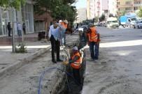 ASBEST - VASKİ'den Su Hattı Yenileme Çalışması
