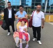 GRİBAL ENFEKSİYON - Yanlış Teşhisin Felç Bıraktığı İddia Edilen Küçük Nisan'ın Davası Başladı