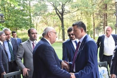 Yediyıldız, Tarım Bakanı Pakdemirli İle 'Fındığı' Konuştu